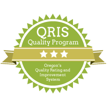 QRIS 3 star badge